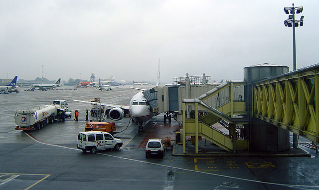 milano linate airport